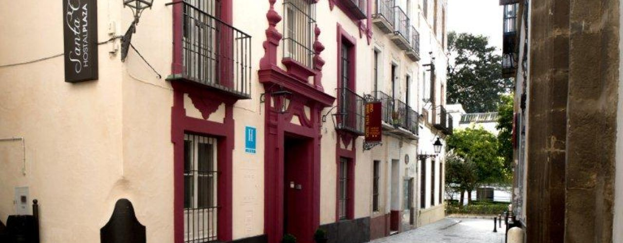 Hostal Plaza de Santa Cruz