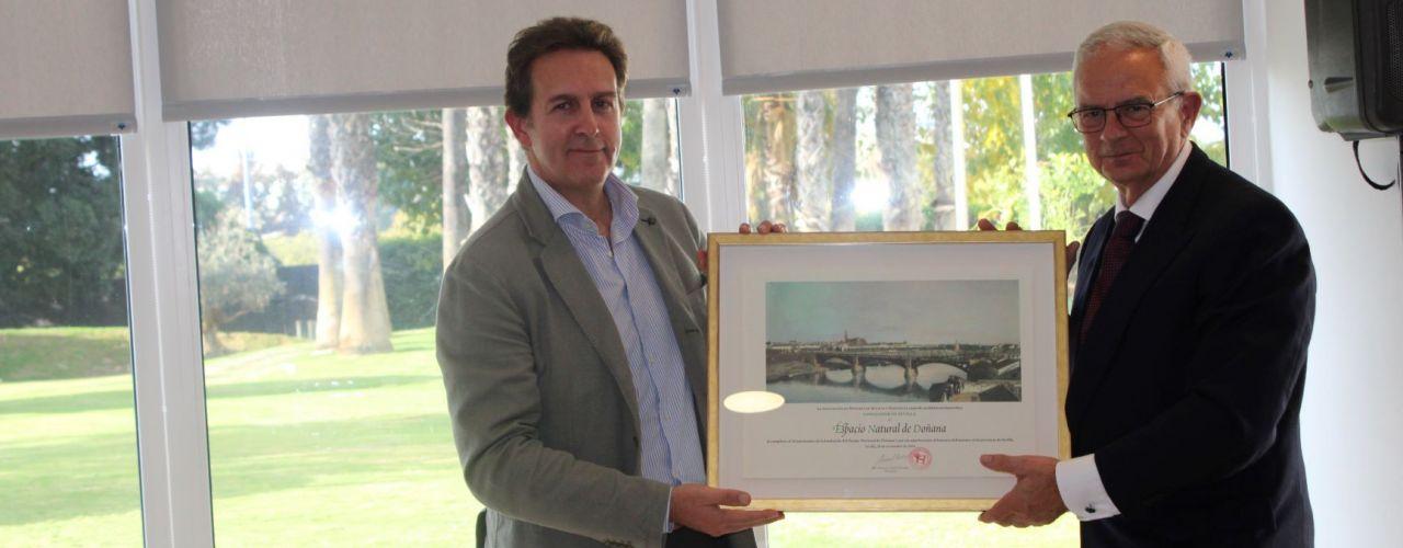 El Corte Inglés y el Parque Nacional de Doñana reciben la distinción Embajador de Sevilla 2019