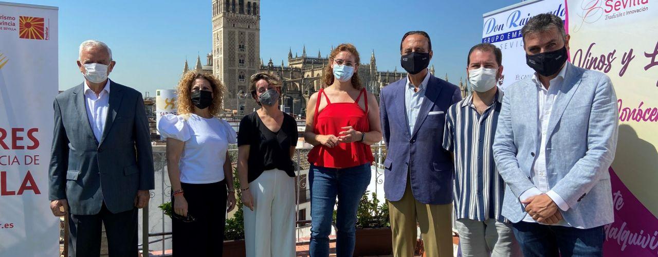 Comienza el ciclo de 'Catas de los sentidos' en los hoteles de Sevilla y su provincia