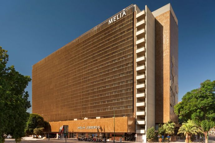 Hotel Meliá Lebreros