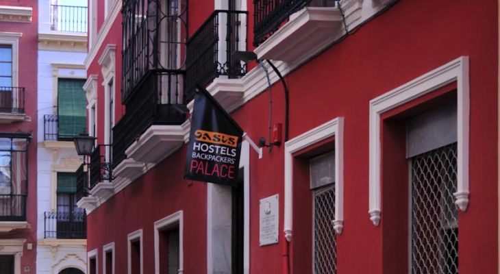 Oasis Backpacker's Palace Sevilla