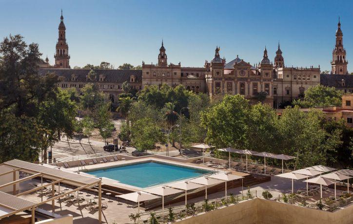 Hotel Meliá Sevilla