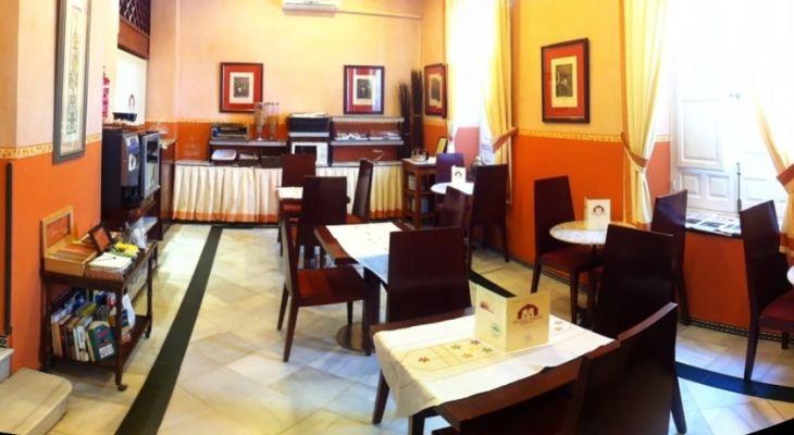 Cafeteria Hotel Abril Sevilla