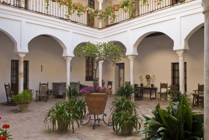 Patio de los Padilla - Hotel Las Casas de La Judería