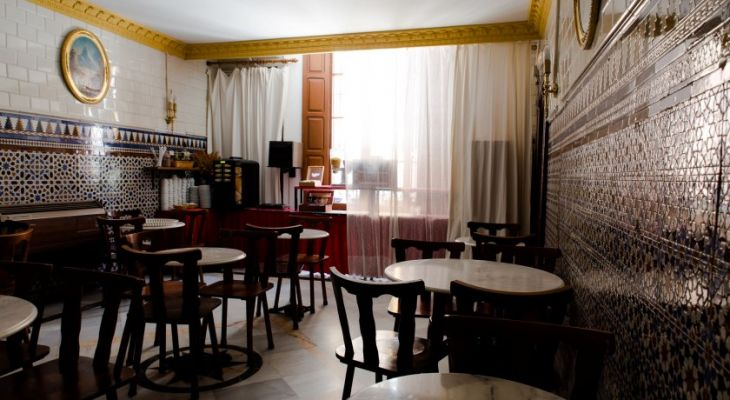 Cafeteria & Coffee Shop Bed & Breakfast Naranjo Sevilla