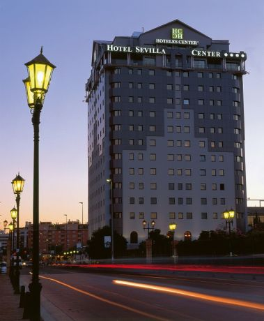 Hotel Sevilla Center