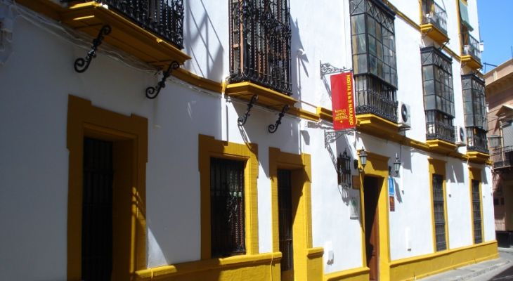 Fachada Bed & Breakfast Naranjo Sevilla