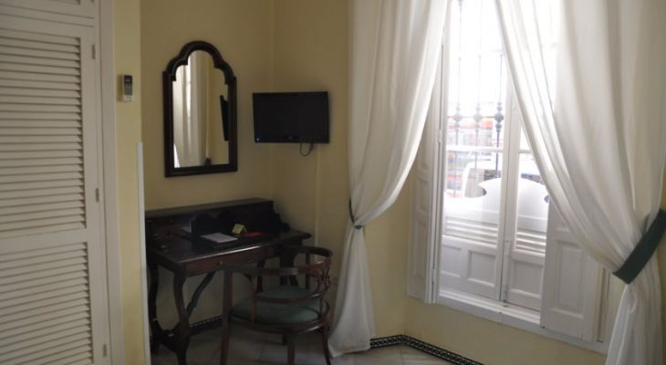 Habitacion Doble Hotel Abril Sevilla
