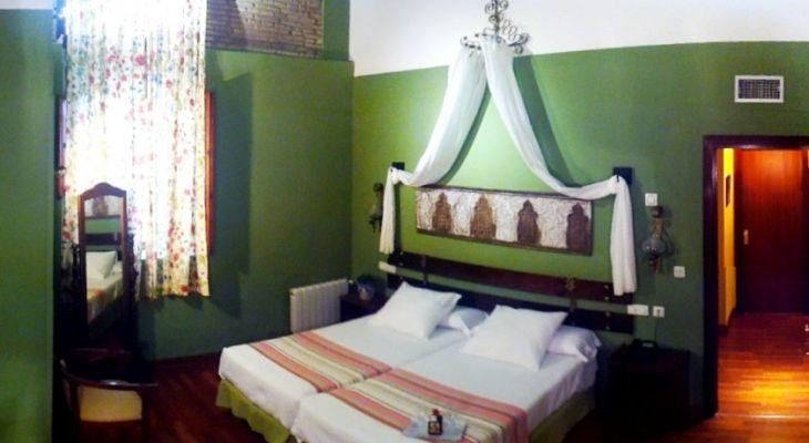 Habitacion Doble Hotel Abanico Sevilla