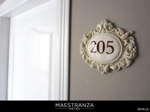 Hotel Maestranza - Sevilla
