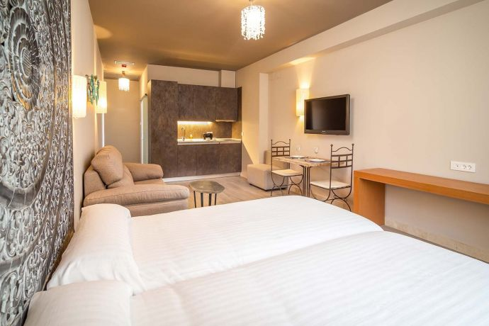Apartamentos Sevilla Este