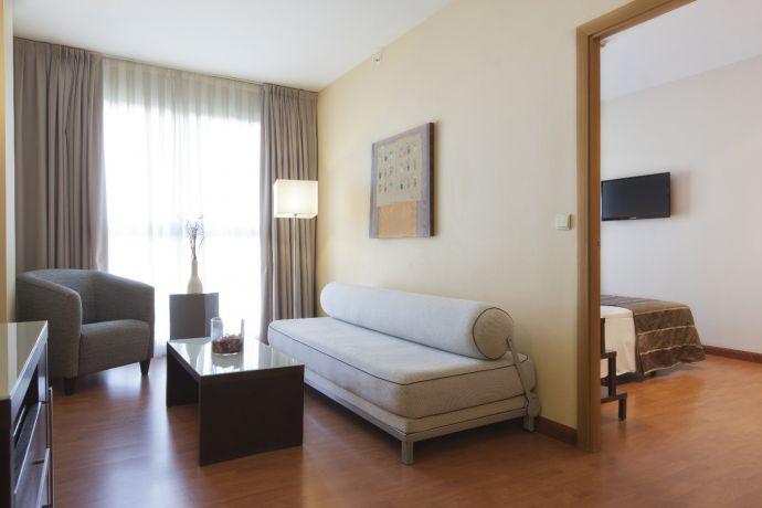 Hotel con Suites en Sevilla