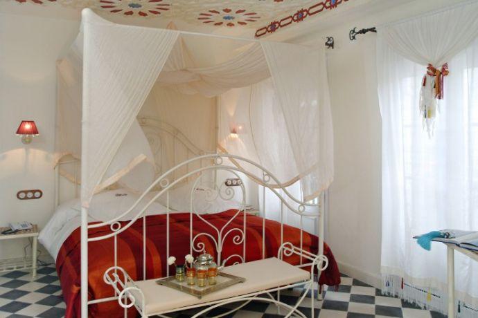 Habitación Princesa Wallada.