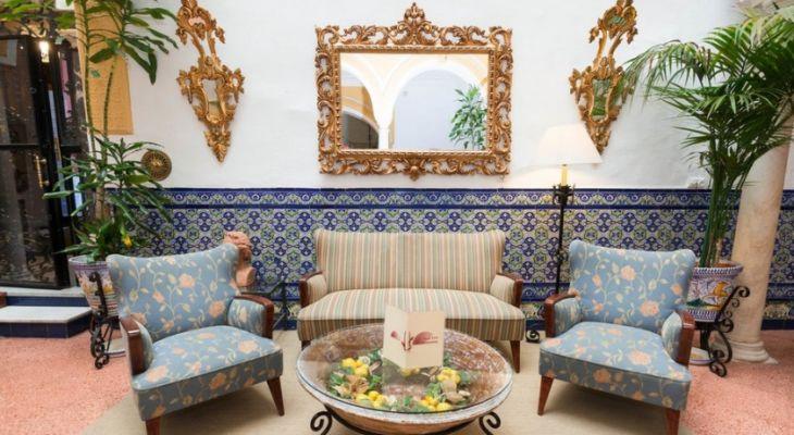 Patio Sevillano Hotel Abanico Sevilla