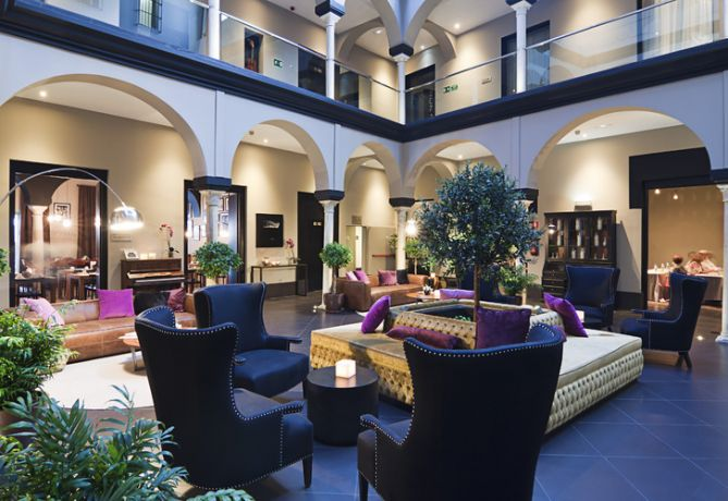 Hotel Eurostars Sevilla Boutique