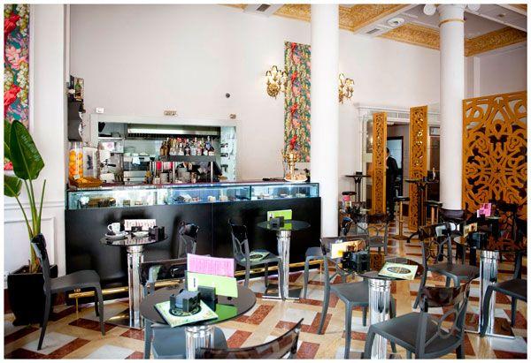 Cafetería del Hotel Adriano, Pompeia