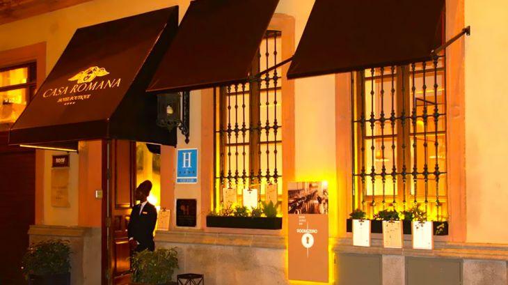 Hotel Boutique Casa Romana
