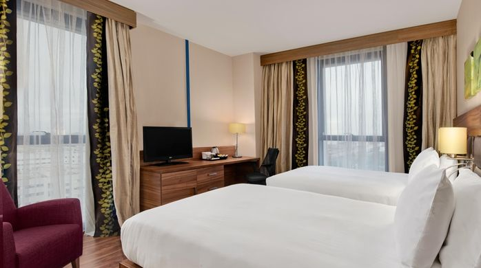 Hotel Hilton Garden Inn Sevilla