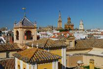 Vista Giralda desde Hotel Las Casas de la Juderia