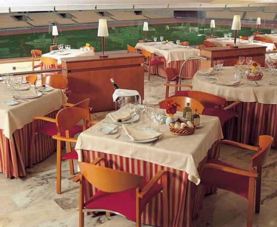Restaurante La Abadía